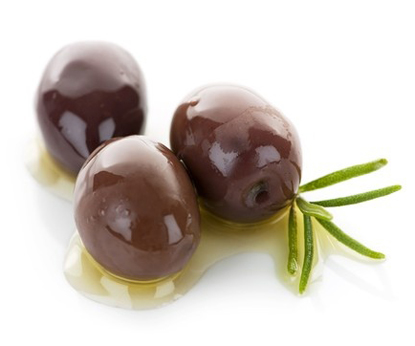 Black Olives from Greece